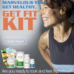 Marvelous You, Get Fit Kit