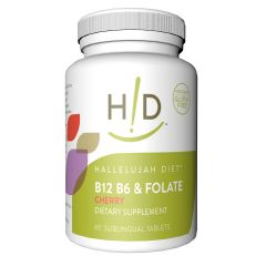 HD B12, B6, Folate
