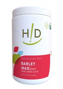 BarleyMax Berry Flavored - (60 Day Supply)