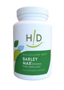 BarleyMax Capsules - (30 Day Supply)