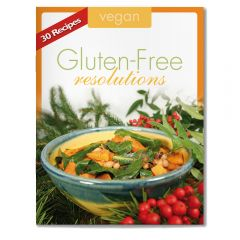 Gluten Free Resolutions Hard Copy Book