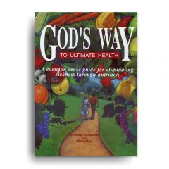 God's Way to Ultimate Health (Book)