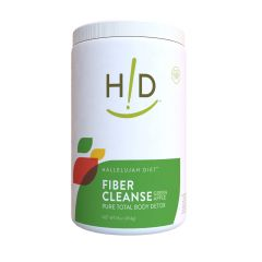 Fiber Cleanse Powder - Green Apple Flavored