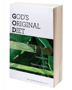 God's Original Diet (George Malkmus)