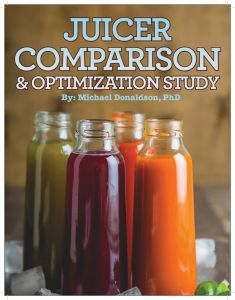 Juicer Comparison and Optimization Study