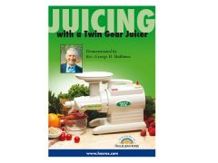 Juicing with the Green Star Juicer (DVD)