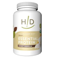 HD Essential Protein Powder (Sweet Vanilla Flavor)