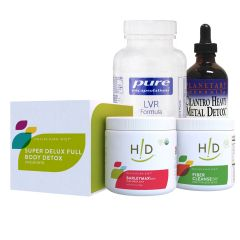 HD Super Deluxe Full Body Detox