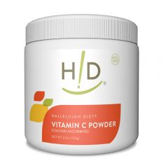 Vitamin C Powder (Calcium Ascorbate)