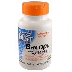 Dr's Best Bacopa Monnieri Extract (320 mg)