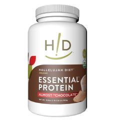 HD Essential Protein Almost Chocolate Flavor