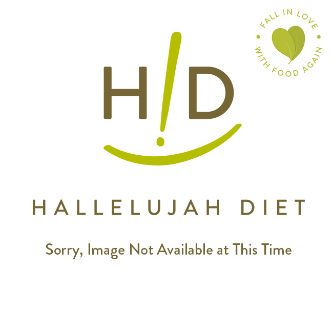 Hallelujah Food Show (Recipe Book)