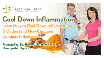 Cool down Inflammation with the Spice of the Century