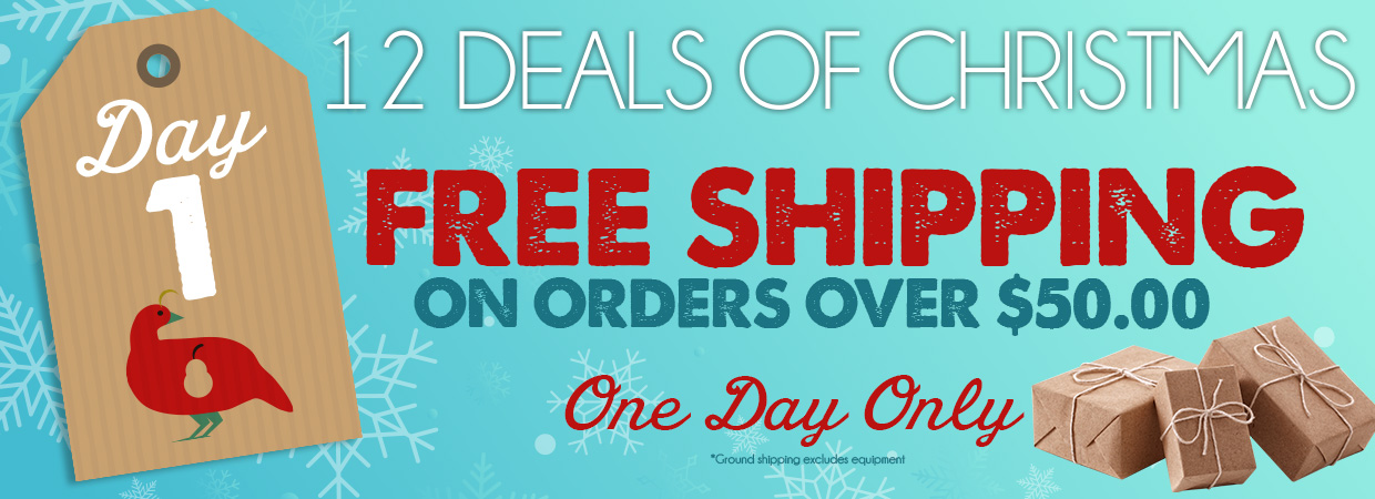 Day 1 - 12 Deals of Christmas 2018