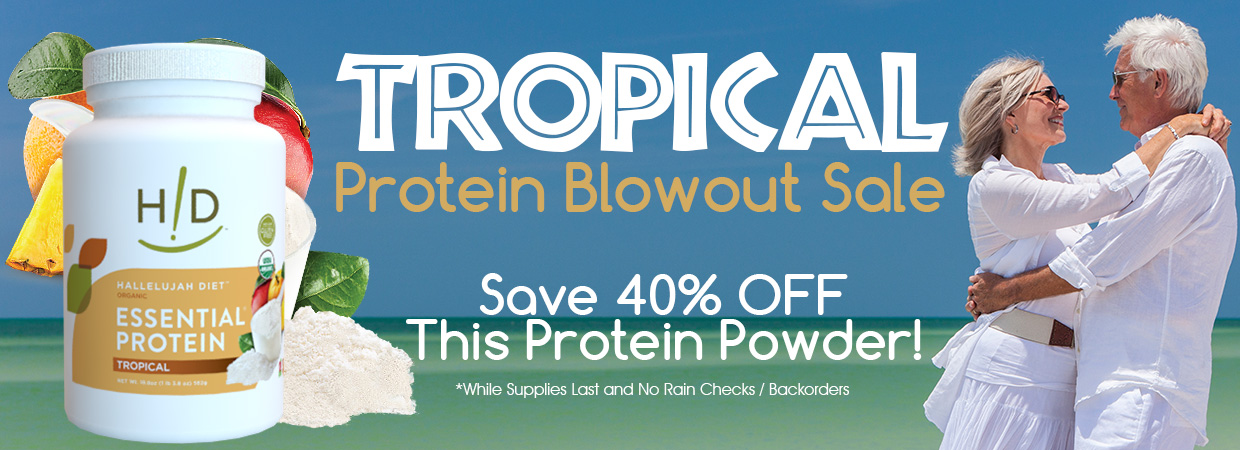 Tropical blowout sale