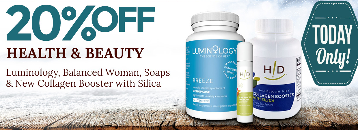 12 Days of Christmas 2019 - Day 9 - 20% off Health and Beauty