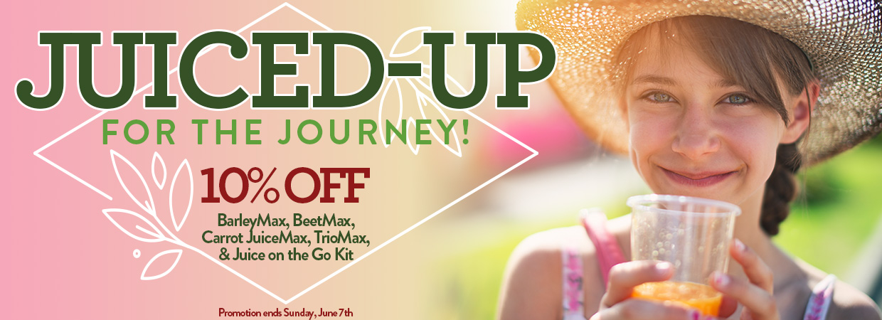 Juiced for the Journey Sale