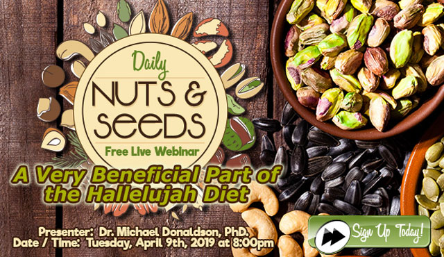 Daily Nuts and Seeds Webinar 1