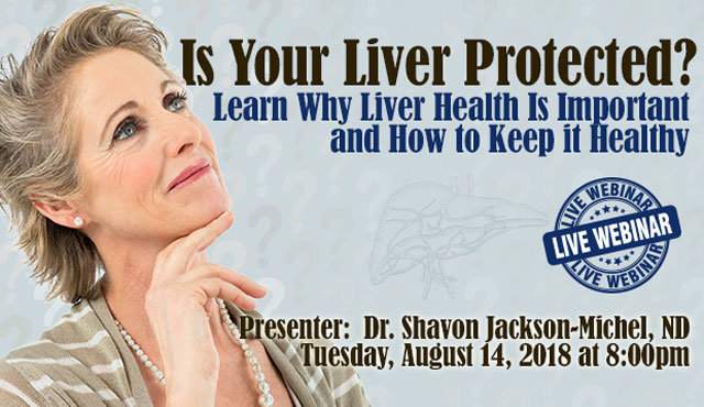 Is Your Liver Protected Webinar