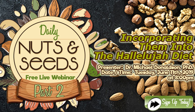 Daily Nuts and Seeds Webinar 2
